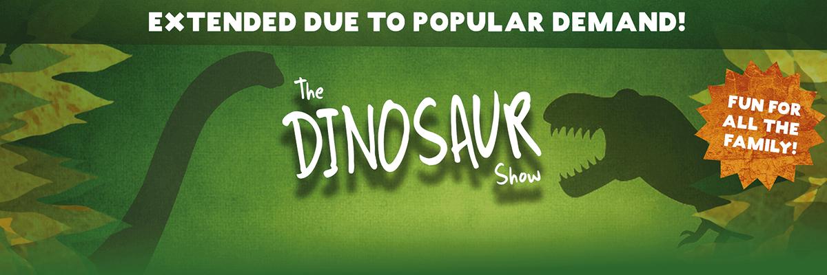 Dinoshow extension
